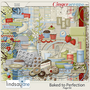 Baked to Perfection by Lindsay Jane