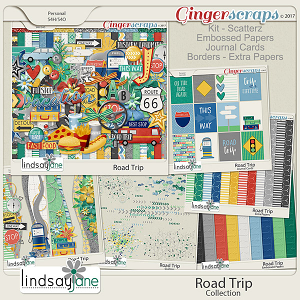 Road Trip Collection by Lindsay Jane