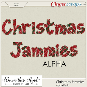 Christmas Jammies | Alpha Pack