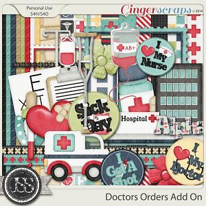 Doctors Orders Add On Mini Kit