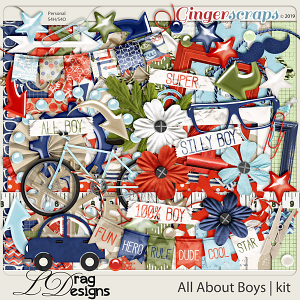 All About Boys by LDragDesigns