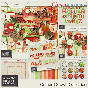 Orchard Grown Collection by Aimee Harrison