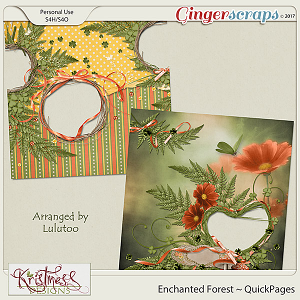 Enchanted Forest QuickPages
