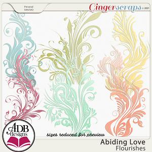 Abiding Love Flourishes by ADB Designs
