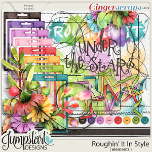 Roughin' It In Style {Elements} by Jumpstart Designs