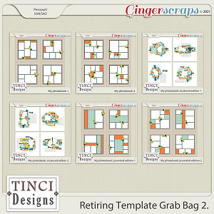 Retiring Template Grab Bag 2