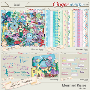 Mermaid Kisses Collection