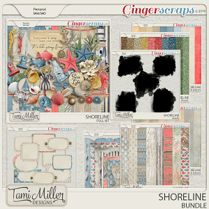 Shoreline Bundle by Tami Miller Designs