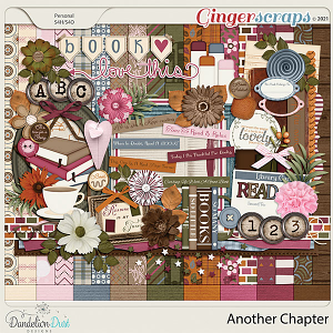 Another Chapter by Dandelion Dust Designs