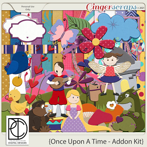 Once Upon A Time (Add-on Kit)