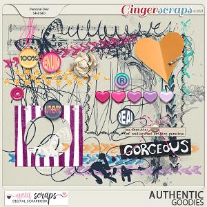 Authentic - Goodies - by Neia Scraps