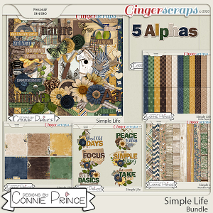 Simple Life - Bundle by Connie Prince