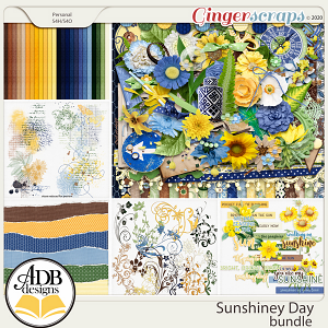 Sunshiney Day Bundle by ADB Designs