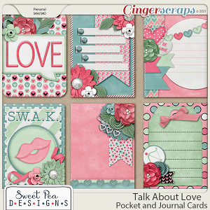 Talk About Love Pocketcards