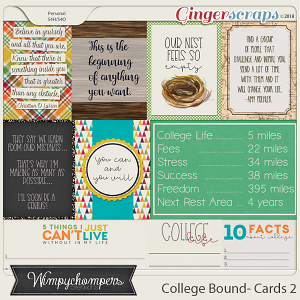 College Bound Cards- 2