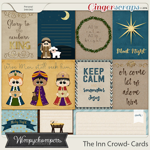 The Inn Crowd- Cards