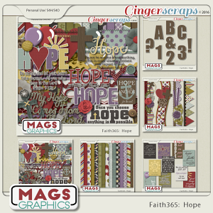 Faith365 Hope BUNDLE