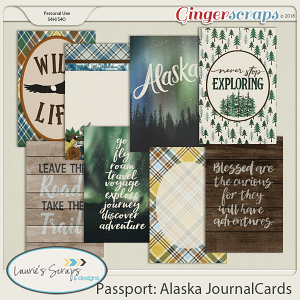 Passport Alaska Cards