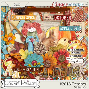 #2018 October - Kit by Connie Prince