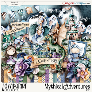 Mythical Adventures {Kit}