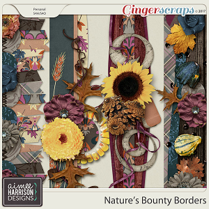 Nature's Bounty Borders