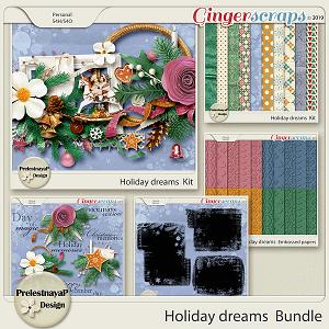 Holiday dreams Bundle
