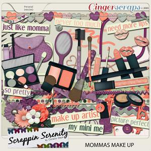 Mommas Makeup Elements