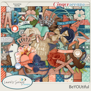 BeYOUtiful Page Kit