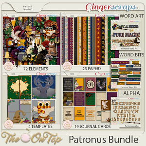 The Cherry On Top:  Patronus Bundle