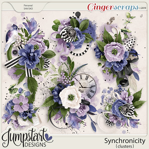 Synchronicity {Clusters} by Jumpstart Designs