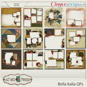 Bella Italia Quick Pages