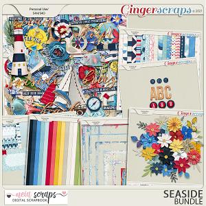 Seaside - Bundle - by Neia Scraps