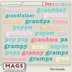 The Grands TERMS OF ENDEARMENT by MagsGraphics
