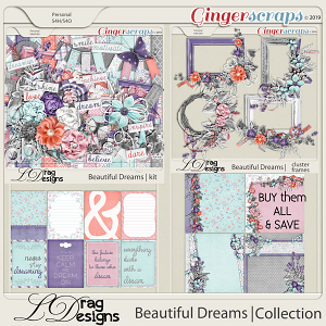 Beautiful Dreams: The Collection by LDragDesigns