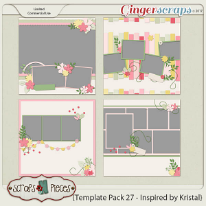 Template Pack 27 - Inspired by Kristal