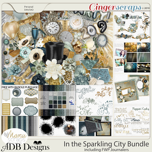 In The Sparkling City Bundle - Collab