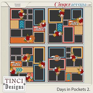 Days In Pockets 2.