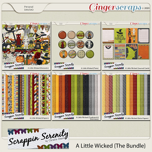A Little Wicked {The Bundle}