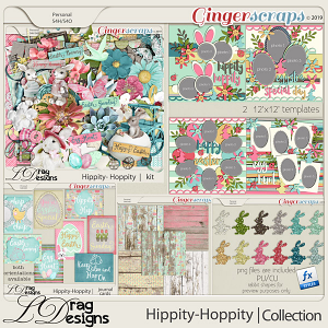 Hippity Hoppity: The Collection by LDragDesigns