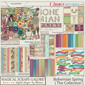 Bohemian Spring (collection)
