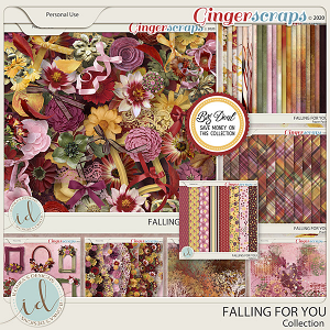 Falling For You Collection by Ilonka's Designs