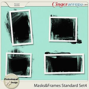 Masks&Frames Standard Set4
