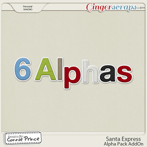 Santa Express - Alpha Pack AddOn