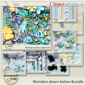 Wonders down below Bundle