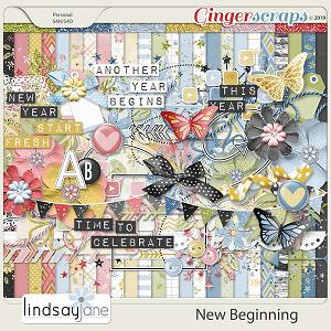 New Beginning by Lindsay Jane