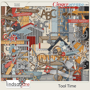 Tool Time by Lindsay Jane