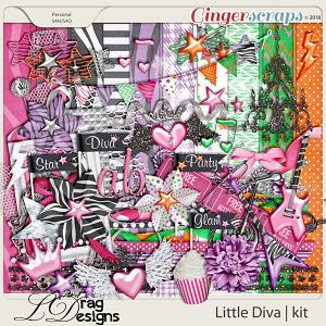 Little Diva by LDragDesigns
