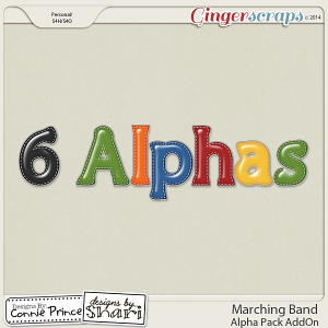 Marching Band - Alpha Pack AddOn