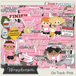 On Track- Pink