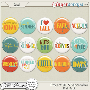 Project 2015 September - Flair Pack